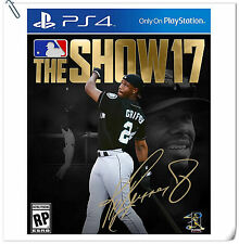 PS4 MLB The Show 17 SONY PLAYSTATION SCE Sports Games