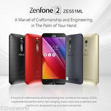 "5.5"" ASUS Quad Core 16Go+4Go 13MP LTE 4G Smartphone Dual SIM Android NFC OTG GPS"