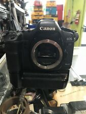 CANON EOS 5D MARK II CAMERA  (BODY ONLY) Model DS126201 FREE PRIORITY SHIPPING