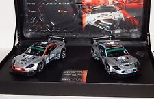COFFRET ASTON MARTIN DBRS9 # AND #4 TEAM HEXIS AMR 2009 NOREV 270510 1:43