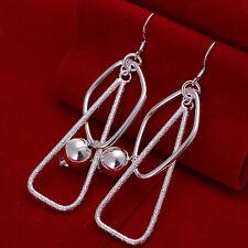 Damen Ohrring Ohrhänger Formen Ohrstecker Ohrringe pl. mit Sterlingsilber DO072