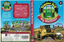 TRACTOR TED - Big Machines - DVD - Early Years Foundation Stage - Tractorland