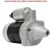 Starter Motor Quality-Built 16514 Reman