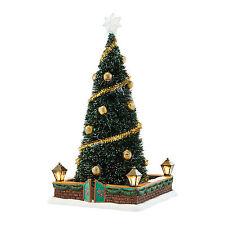 Dept 56 Market Square Town Tree Accessory D56 Alpine Village New Av 4042392