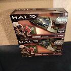 Halo Wars 2 Jackrabbit Light Strike RC Vehicle Tyco Remote Control (lot of 2TTL)