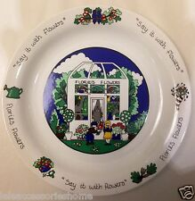 Assiette Plate - English Life Collector Plates - Wade U.K