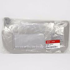 Genuine 852021F010LX Sun Visor Inside Left LH Gray For KIA SPORTAGE 2005-2010