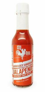 Adoboloco - Jalapeno Hawaiian Sauce - Mild Red Umami Sauce - FIery Chili Pepper