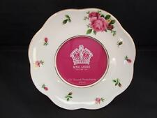 Royal Albert New Country Roses White Ceramic Picture Frame.