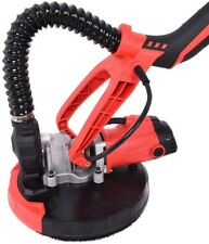 Electric Drywall Sander with Vacuum and Led Light Adjustable Portable Tool 120V