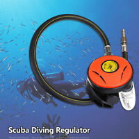57cm 145 PSI Explorer Scuba Diving Dive 2nd Stage Regulator Octopus & Hookah New