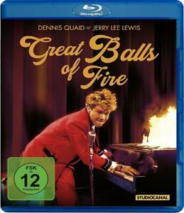 Great Balls of Fire [Blu-ray/NEU/OVP] Biopic über Jerry Lee Lewis / Dennis Quaid