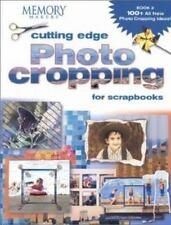 Cutting Edge Photo Cropping (2003, Paperback)