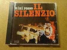 CD / NINI ROSSO: IL SILENZIO