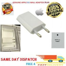 Genuine APPLE fast charge Wall USB Power Adapter EU plug for iPhone X 8 7 6 5