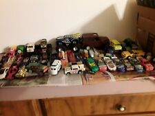 Hot Wheels & Matchbox Vintage Lot & Other Unnamed Vehicles 115 + Total Cars