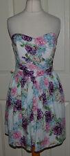 Floral Regular Size Sleeveless Lipsy Dresses for Women
