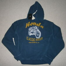 "Honda Vintage Hoodie / Kapuzen Pullover "" Classic Racer "" Grösse XXL"