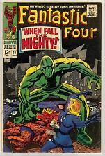 FANTASTIC FOUR 70 3.5  NICE PAGES GLOSSY COVER