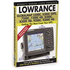 Lowrance Globalmap 5200c, 5300c, Igps, 7200c, 7300c HD, 8200C, 8300C HD N2378DVD