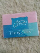 1 pr. Pink Pillowcases ~ BRAND NEW
