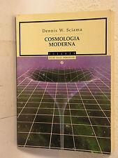 Cosmologia moderna - Dennis W. Sciama - Oscar Saggi Mondadori      3414