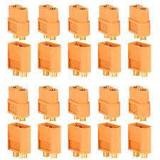 3 pares XT60 macho hembra conectores bala enchufes para RC Lipo batería EW