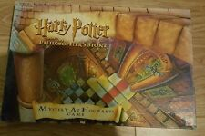 Harry Potter and the Philosopher's Stone Mystery At Hogwarts Board Game COMPLETE