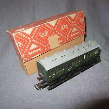 84D Antique Märklin Germany 330/1 Voiture 3 CL Ho 1/87