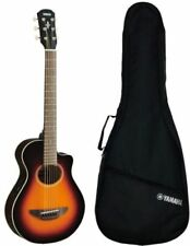 Yamaha Right-Handed Electro-Acoustic Guitars with 6 Strings
