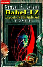 "Samuel R. Delany - "" BABEL-17 "" (1997) - tb"