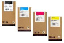 4 x tinta Epson Stylus Pro 9400 7450 7400/t6124 t6123 t6122 t6121 Cartri dges