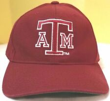 Texas A & M Aggies Sports Specialties fitted hat sz 7 1/4 vintage 90s vtg