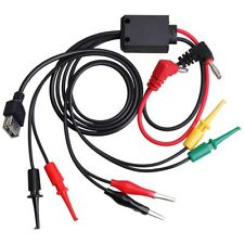 Usb Port Test Lead Kit Multimeter Tester Hook Clip Probe Cable Dc Power Supply
