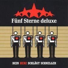 Fünf Sterne Deluxe Dein Herz schlägt schneller (1998) [Maxi-CD]