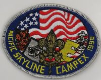 Pacific Skyline Council 1996 Campex [H2713]