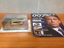 James Bond Car Collection No 60 - Ford KA - Quantum of Solace + Magazine