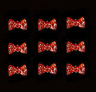 10pc 3D Nail Art Alloy Decoration Bling Rhinestone Charm Glitter Tips DIY #D