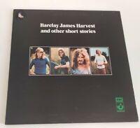 Vinyl LP Barclay James Harvest And Other Short Stories EMI Textured Gatefold