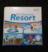 Wii Sports Resort Nintendo Sleeve only no game