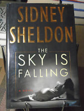 Sidney Sheldon, The Sky is Falling , Signed, 1st Edition,1st Printing