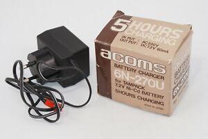 Acoms Batterie Chargeur 6N-270U Pour Tampack Modélisme