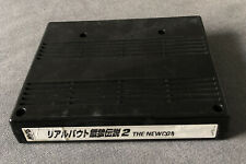 Real Bout Fatal Fury 2 The Newcomers NEO GEO SLOT MVS JAMMA ARCADE PCB JAPAN