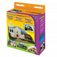 NEW Missions and More Diorama kit #SP4196 by Scene-A-Rama FREE SHIPPING!