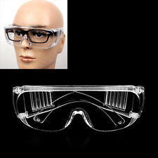 Vented Safety Goggles Glasses Eye tection tective Lab Anti Fog Clear Nice