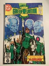 Tales of the Green Lantern Corps 1 High Grade DC Comic Book