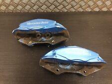 Mercedes W205 C Class Hybrid Blue Front Calipers A2054214300 C350 W213 E Class