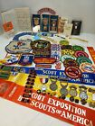 vintage+boy+scout+NRA+sharpshooter+50+ft.+Junior+pins+medals+patches+expos+%2B+BSA