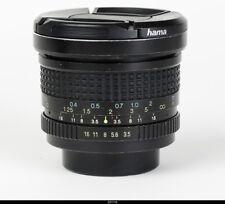 Lens RMC Tokina 3,5/17mm  for Pentax M42