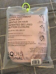 BN Aquis Original Hair Turban, Pink